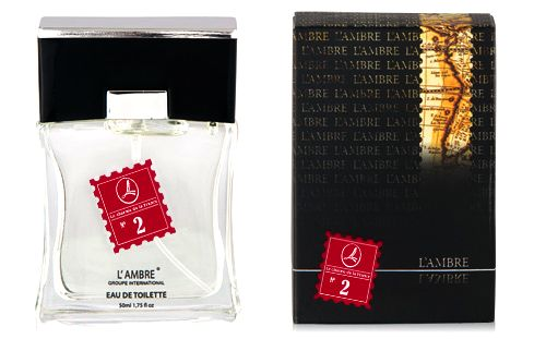 Pánský parfém Lambre 02 - 50 ml