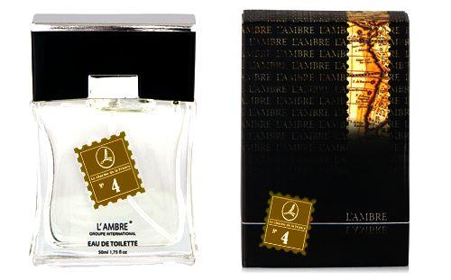Pánský parfém Lambre 04 - 50 ml