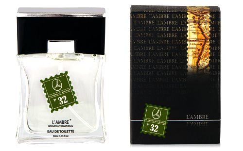 Pánský parfém Lambre 32 - 50 ml