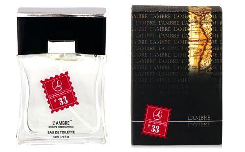 Pánský parfém Lambre 33 - 50 ml