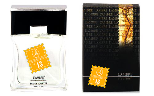 Nový Pánský parfém Lambre 13 - 50 ml