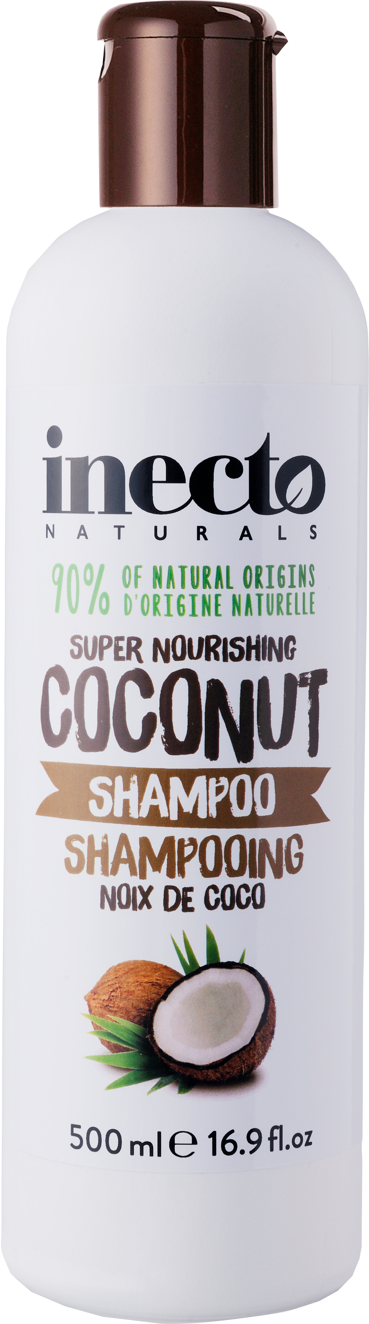 INECTO Šampon Pure Coconut 500 ml
