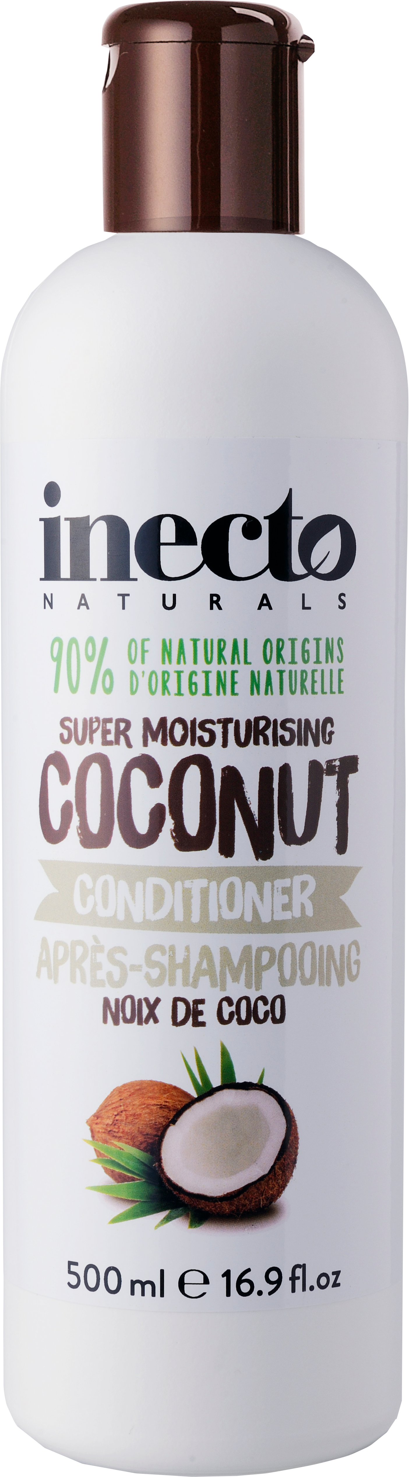 INECTO Kondicionér Pure Coconut 500 ml