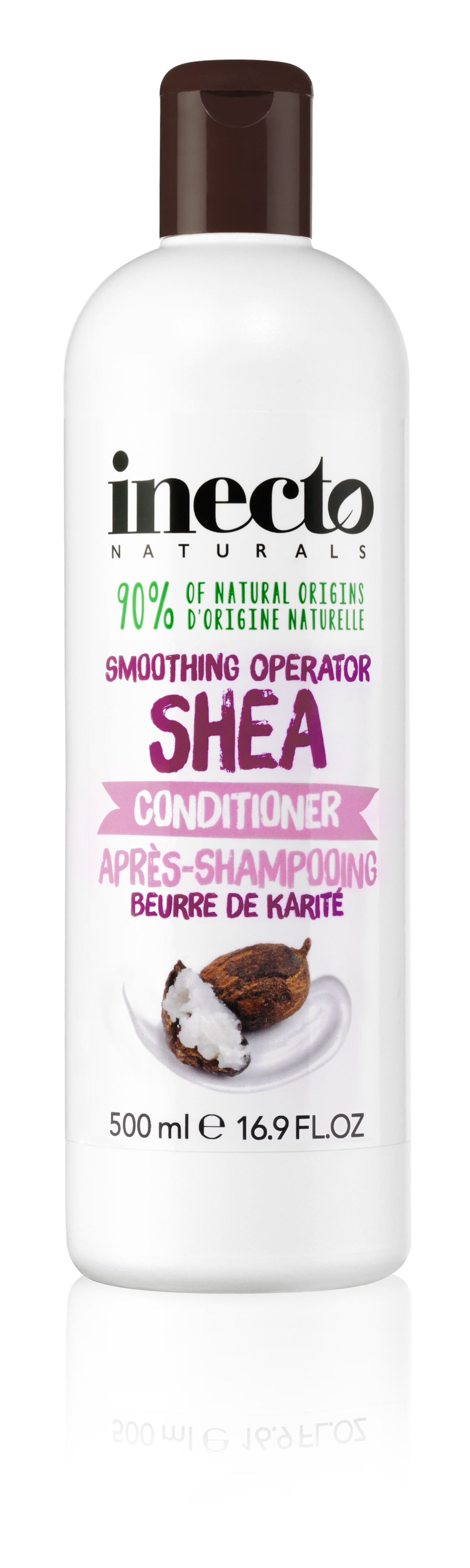 INECTO Kondicionér Shea butter 500 ml