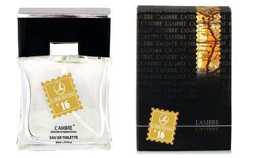 Pánský parfém Lambre 16 - 50 ml