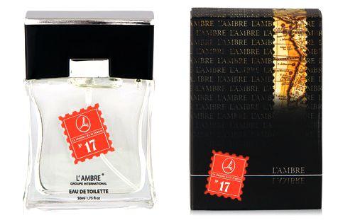 Pánský parfém Lambre 17 - 50 ml