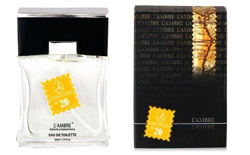 Pánský parfém Lambre 20 - 50 ml