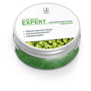 Tělový peeling Green Coffee SLIM BODY EXPERT