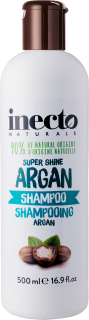 INECTO Šampon Pure Argan 500 ml