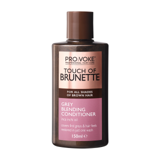 PRO: VOKE Touch of Brunette Gray Blending kondicionér 150 ml